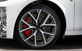 BMW 1 Series 128ti prototype 2020 first drive review - alloy wheels