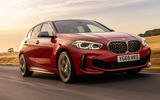 96 BMW 1 Series nearly new guide 2021 m135i front