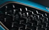 BMW 2 Series Gran Coupé studio reveal - kidney grille