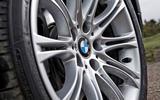 BMW 5 Series E60 road test rewind - alloy wheels