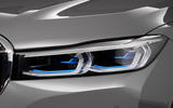 2019 BMW 7 Series official reveal - headlights