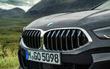 BMW 8 Series cabriolet 2018 official reveal - kidney grille