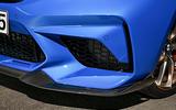 BMW CS 2020 official press images - front aero