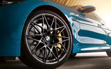 BMW M4 Edition M Heritage official press - alloy wheels