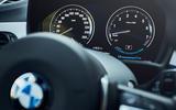 BMW X1 PHEV official press photos - instruments