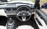 BMW Z4 E89 used buying guide - interior