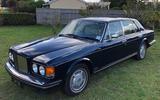 96 BTBWD 007 week Bentley Mulsanne
