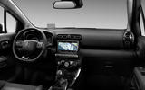 96 Citroen C3 Aircross MY2021 official images cabin