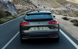 96 Citroen C5X official reveal images tracking rear end