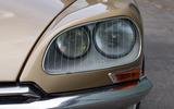 96 Citroen DS EV 2021 official headlights