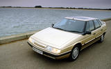 Citroen XM used buying guide - static front