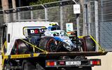 Claire Williams exclusive Autocar interview - Williams F1 crash