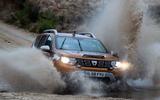 Dacia x Future Terrain - splash action