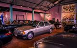 96 Duke of London Autocar visits Merc