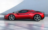 96 Ferrari 296 GTB 2021 official reveal side