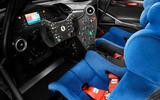 Ferrari P80/C 2019 reveal official pictures - interior