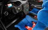 Ferrari P80/C 2019 reveal official pictures - interior