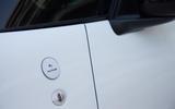 96 Fiat 500 Hey Google exterior badge