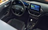 96 Ford Fiesta 2021 refresh ST Line interior