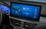 96 Ford Focus 2021 refresh official images infotainment