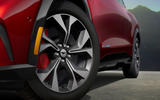 Ford Mustang Mach-E 2020 first ride - alloy wheels