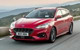 The top ten best estate cars - Ford Focus estate