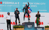 96 Formula e New York eprix 2021 results podium