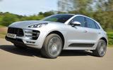 9 Future Classic SUVs - Porsche Macan