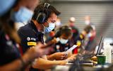 Holding a Grand Prix during a pandemic - Albon team briefing