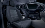96 Hyundai Bayon 2021 official images cabin