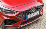 2020 Hyundai i30 N-Line prototype drive review - front end