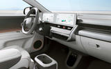 96 Hyundai Ioniq 5 2021 official images interior