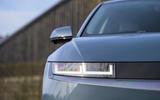 96 Hyundai Ioniq 5 proto drive 2021 headlights