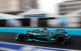 96 Jaguar Racing Formula e interview 2021 side