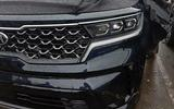 2020 Kia Sorento facelift - headlight