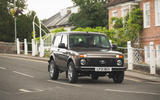 96 Lada Niva EOL feature road front