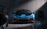 Lamborghini Huracan STO 2020 official images - nose
