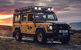 96 Land Rover Classic Defender Trophy 2021 official images 4