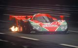 96 Le Mans Mazda 1991