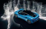 96 Lotus Emira 2021 reveal rear