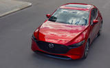 Mazda 3 2018 official reveal - nose angle