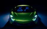 96 McLaren Artura 2021 Autocar images nose