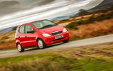 96 Mercedes A Class W168 used car buying guide on road front