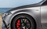 Mercedes-AMG A45 S 2019 official reveal - alloy wheels