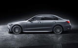 96 Mercedes Benz C Class 2021 official images studio static side