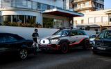 Mercedes-Benz ESF 2019 concept - official press images - side alert