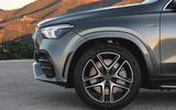 Mercedes-AMG GLE 53 official press reveal - alloy wheels