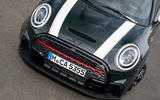 96 Mini JCW anniversary official images nose