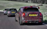 Mini John Cooper Works GP 2020 prototype official images - Nring rear
