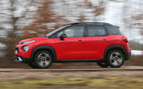 96 nearly new guide citroen C3 aircross side